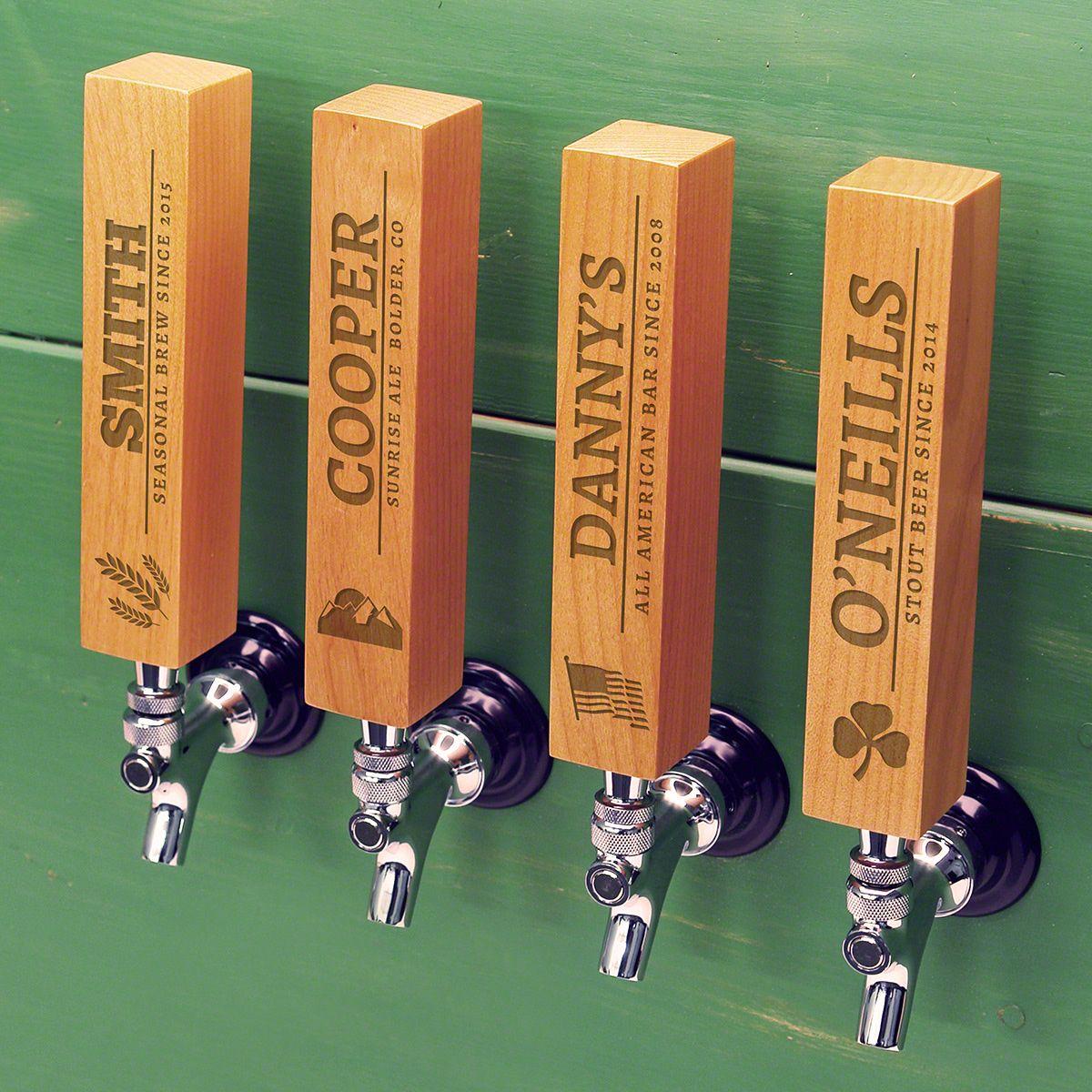 Aldham Custom Beer Tap Handle - Choose Your Design