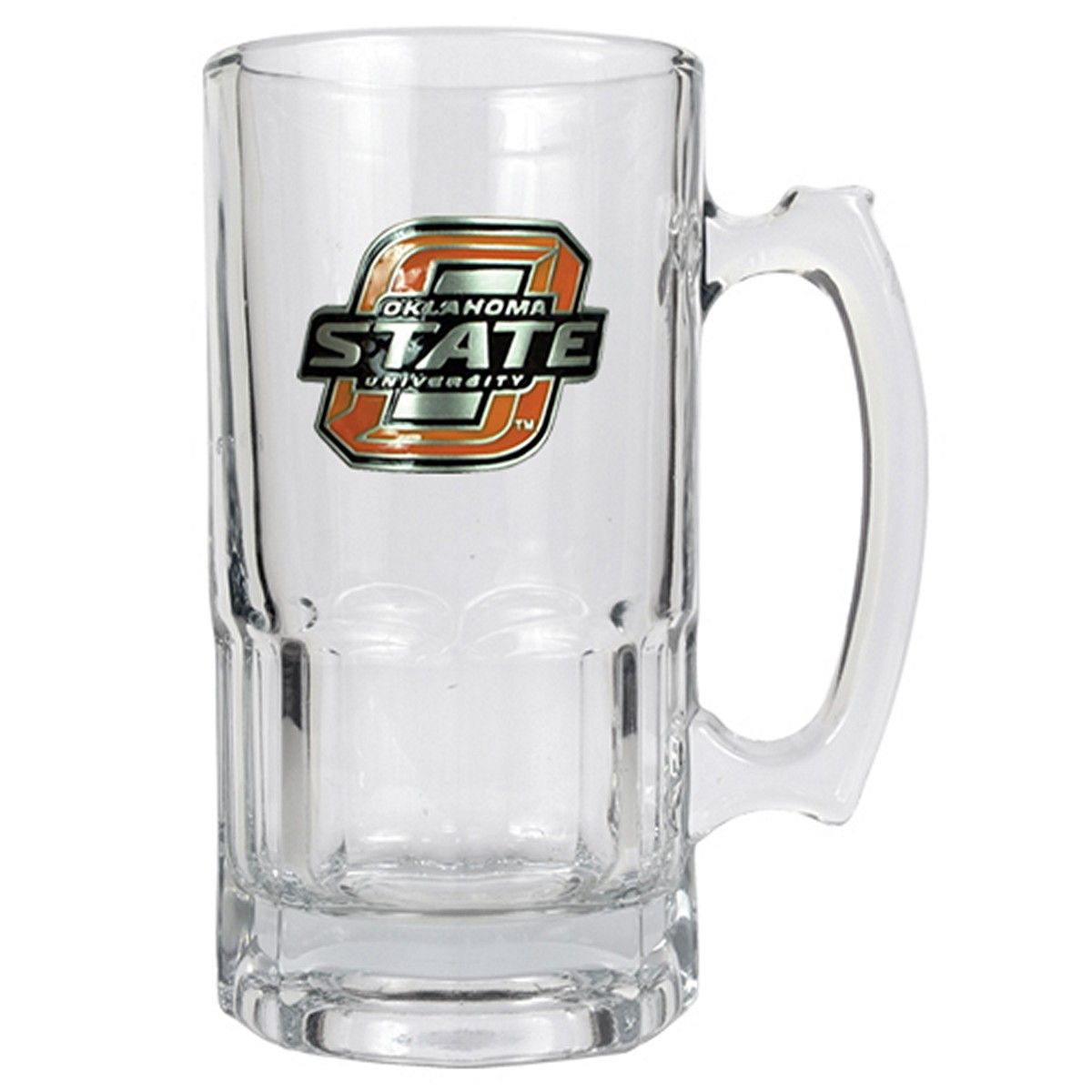 Oklahoma State University Large Beer Mug (Engravable)