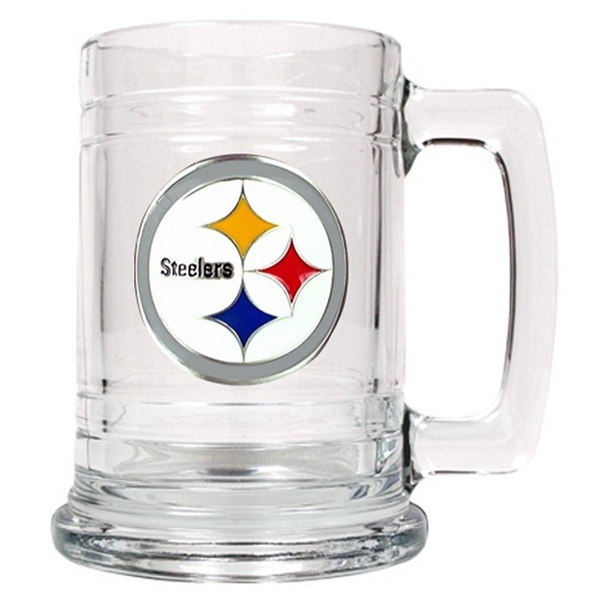Pittsburgh Steelers Beer Tankard (Engravable)