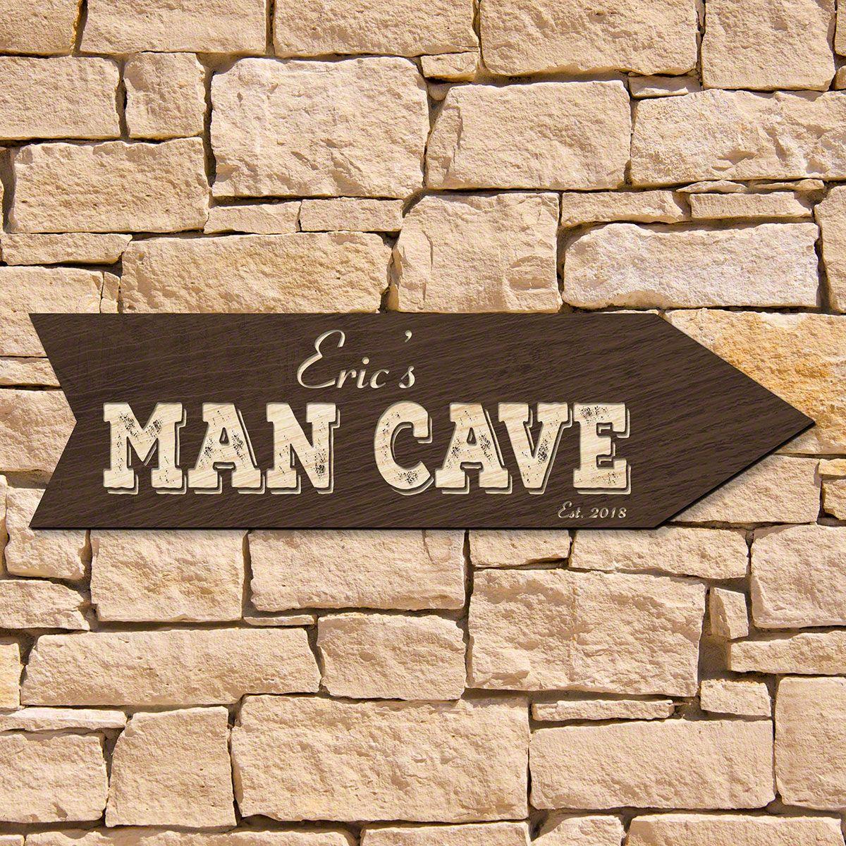 Debonair Man Cave Custom Sign (Signature Series)