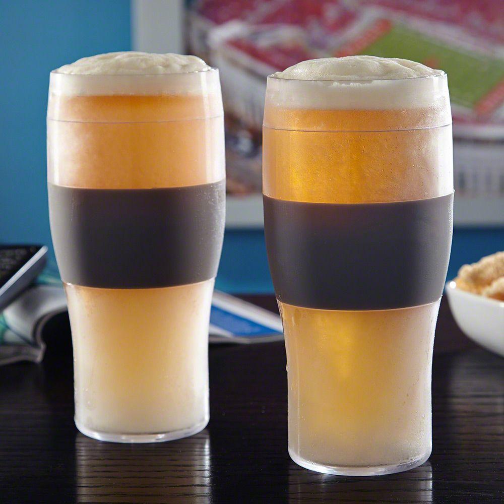 Host Cooling Pint Glasses, Set of 2