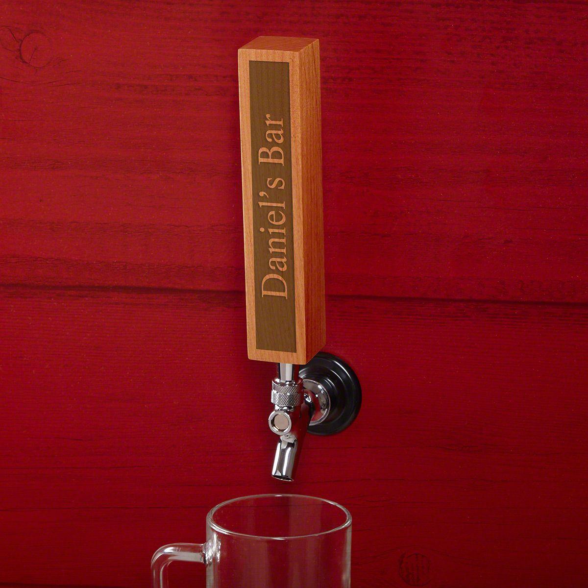 Aldham Personalized Beer Tap Handle