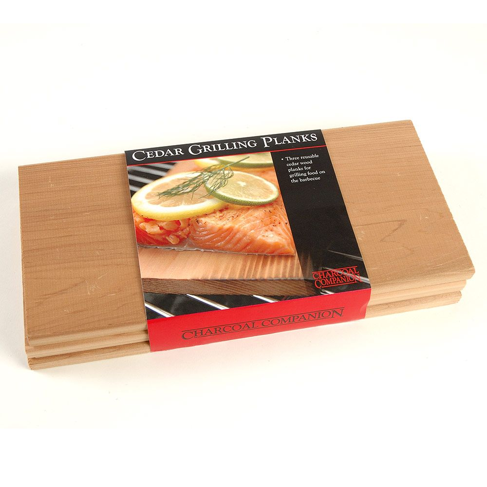 Cedar Grilling Planks (11 x 5 inch) - 3 pack