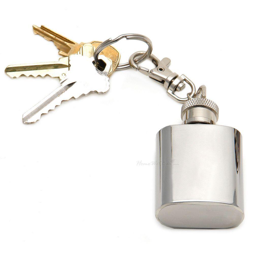 Mini Key Chain Flask