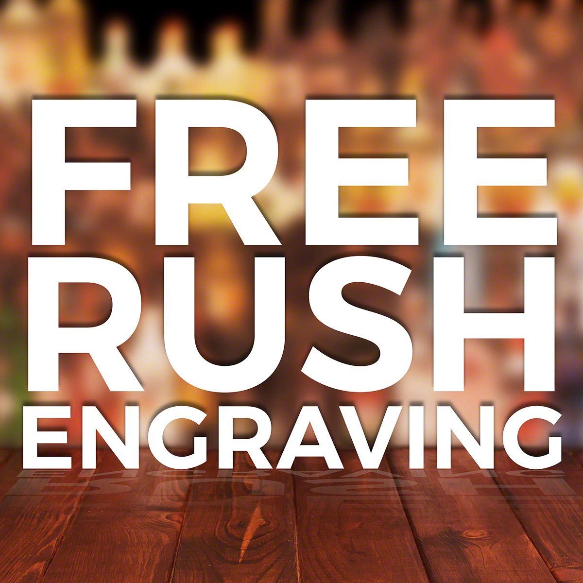 Free Rush Engraving