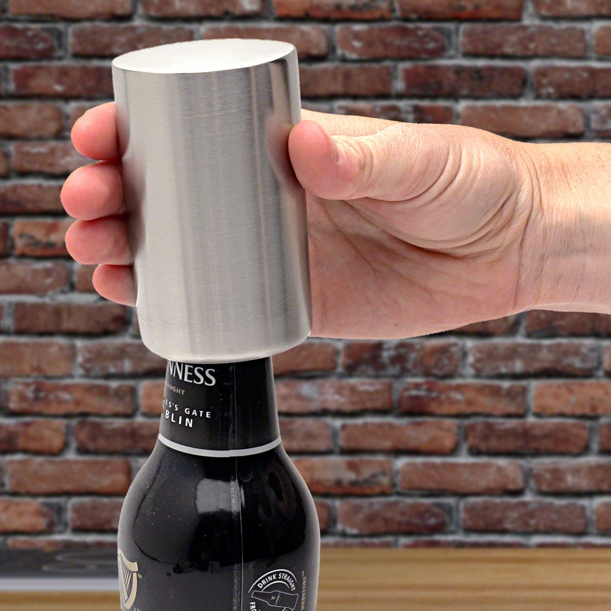 Hammer Down Beer Bottle Opener