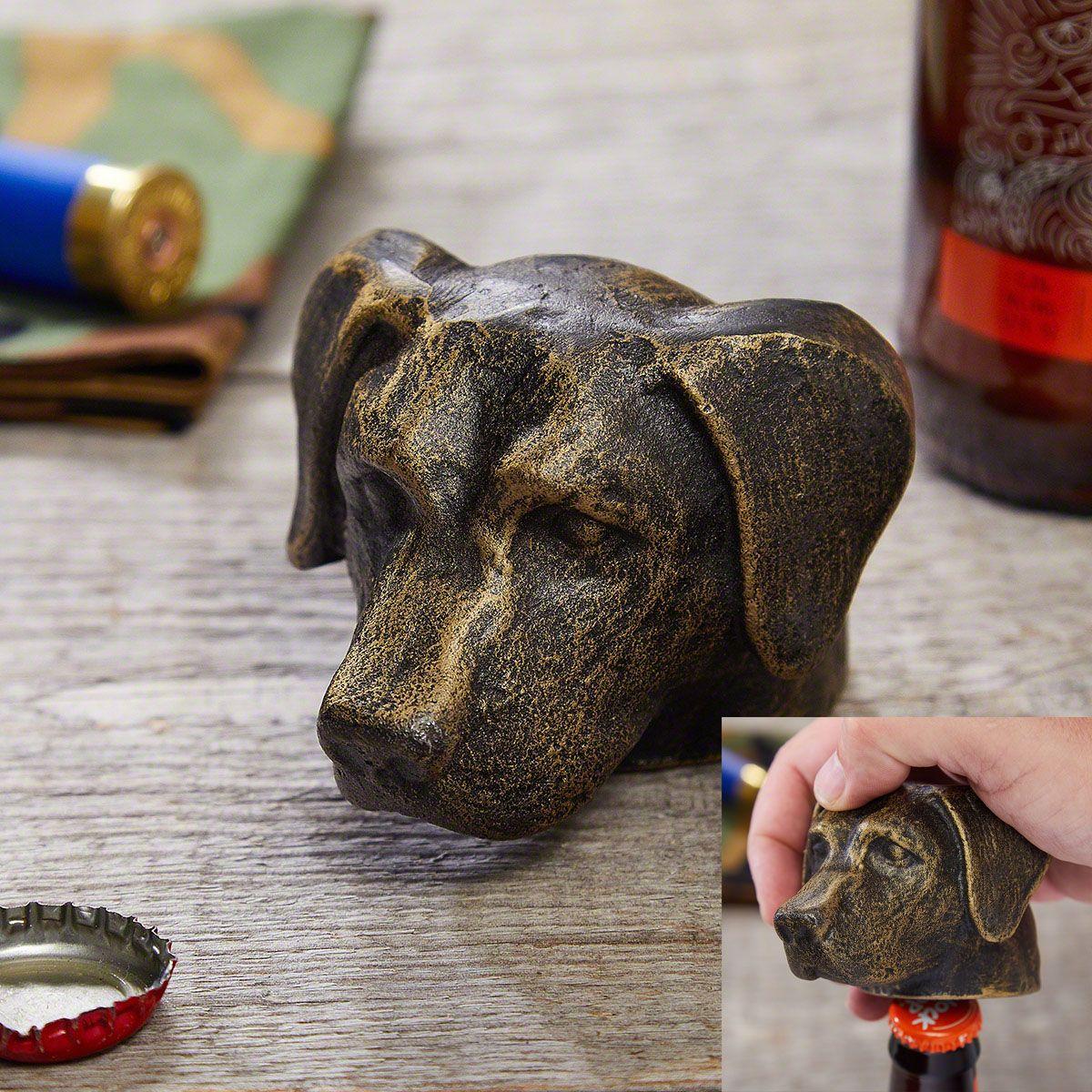 Mans Best Friend Labrador Bottle Opener