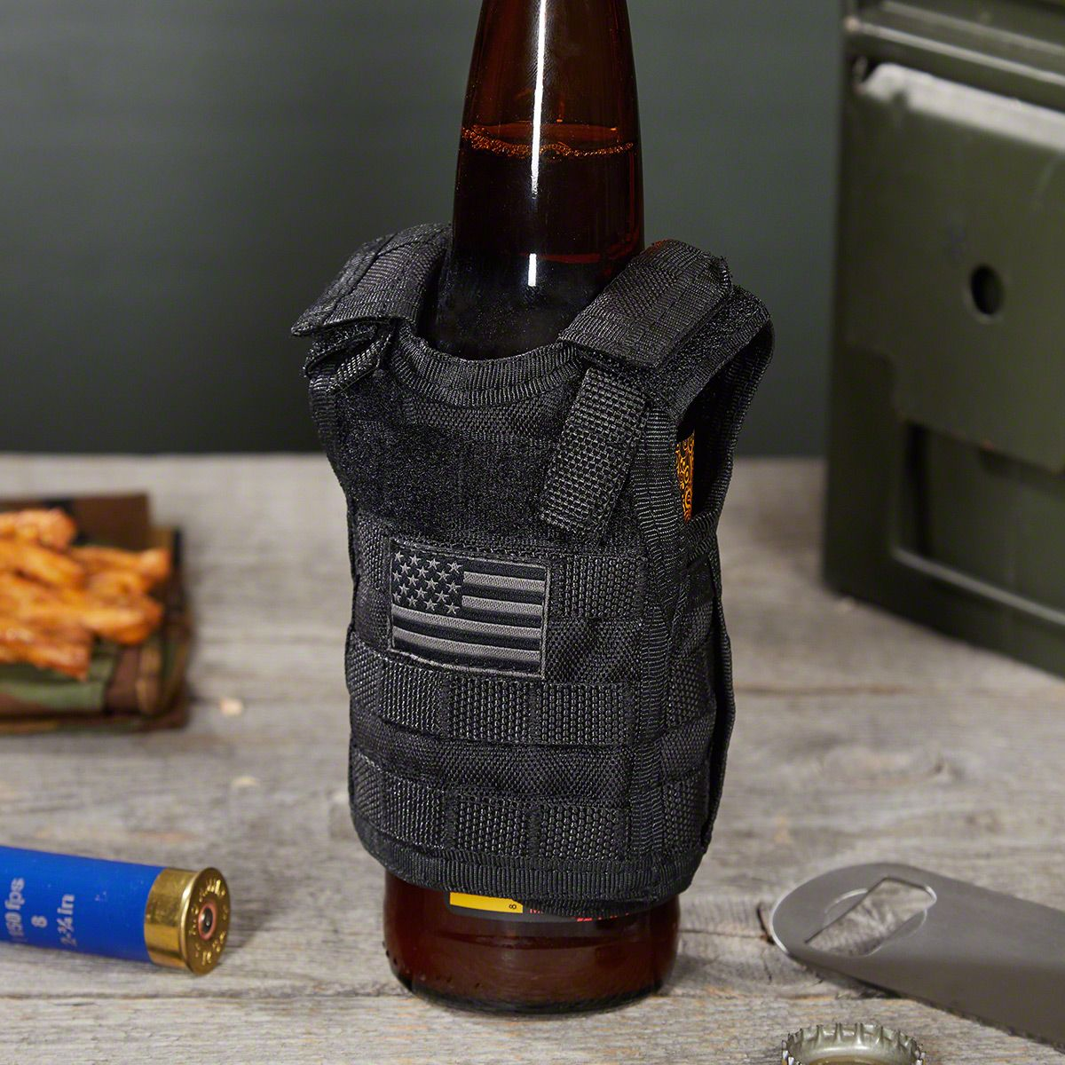 Military Koozie Tactical Vest