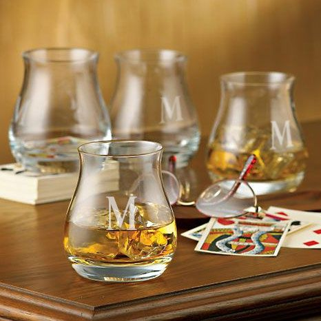 Glencairn Canadian Whiskey Glasses, Set of 4