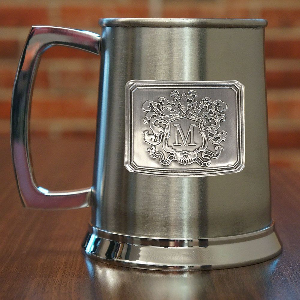 Royal Crested Yardley Beer Stein