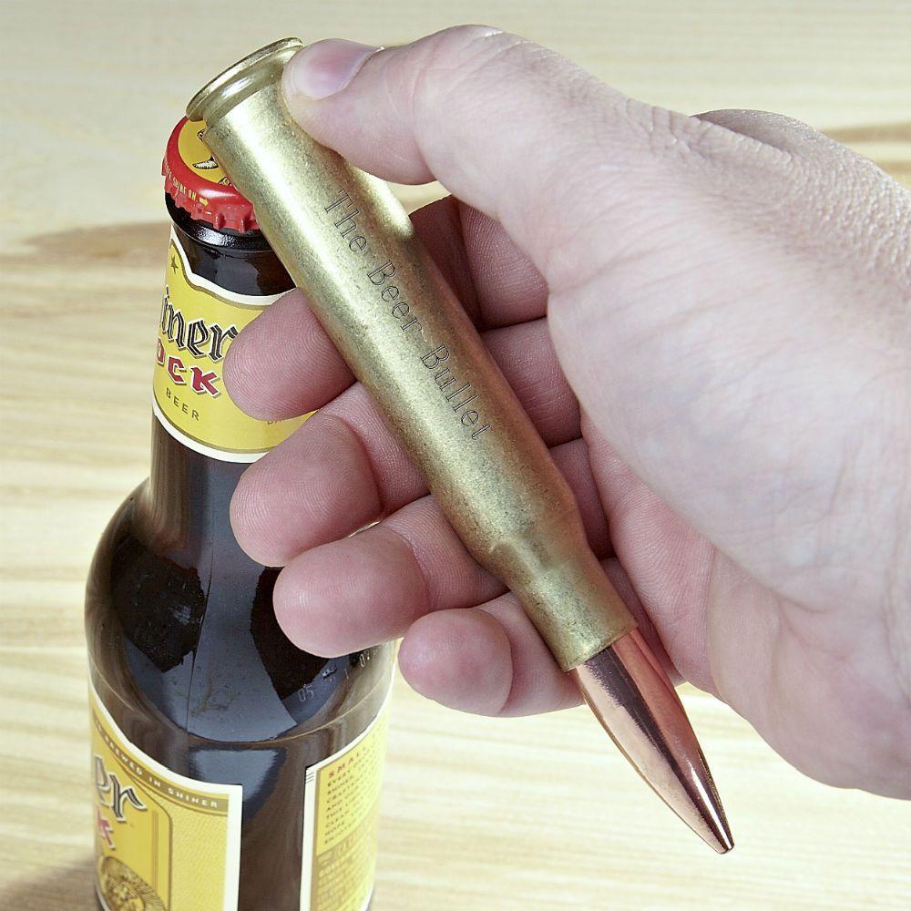 50 Caliber Bullet Bottle Opener (Engravable)