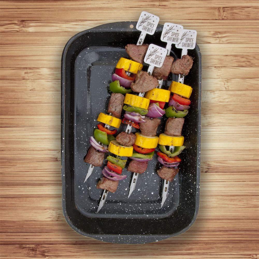 Spice Inside Grill Skewers