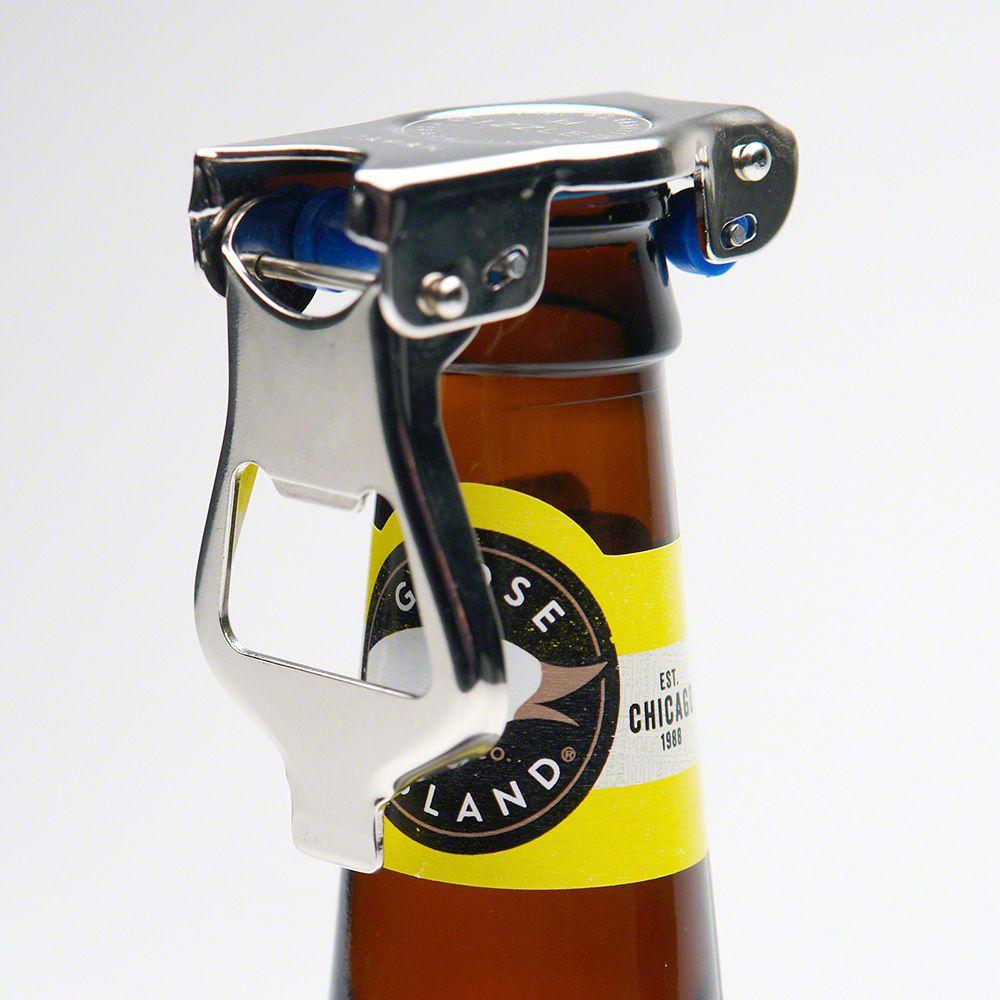 Sizzler Beer Saver & Bottle Opener