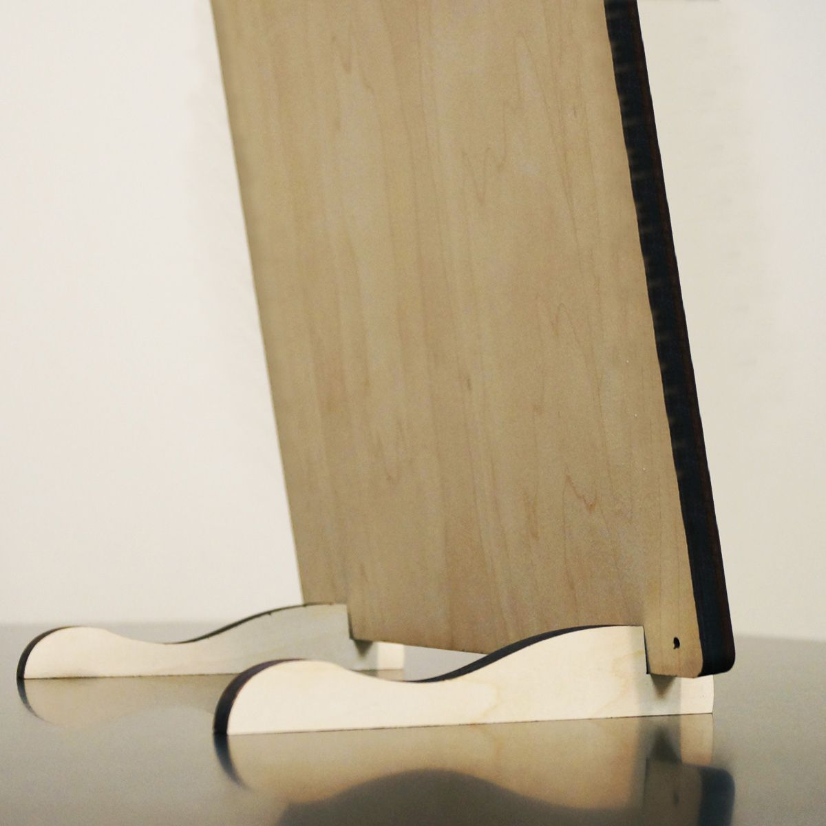 Optional Sign Stand for Rectangle Vertical Shaped Sign