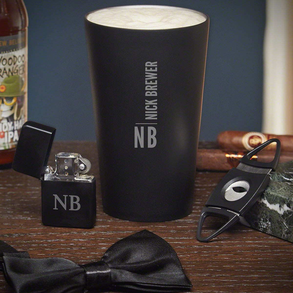 Calvin Custom Groomsmen Gift Set