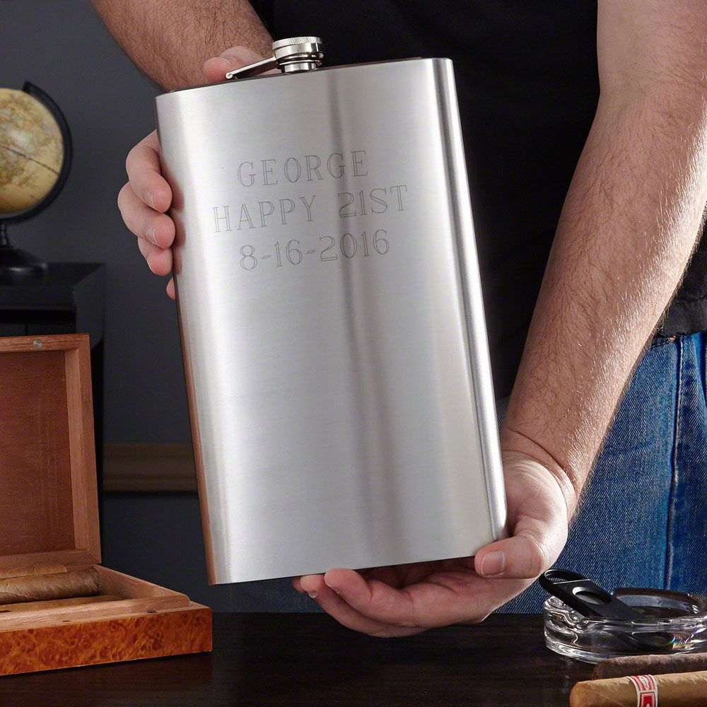 Giant Extremely Large Flask (Engravable)