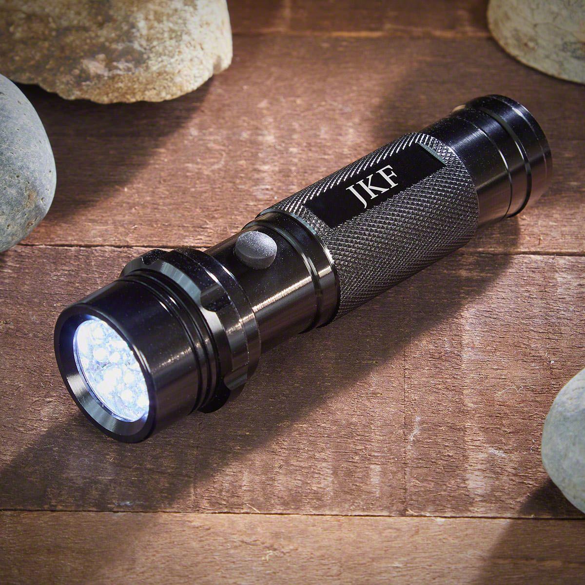 Monogrammed Custom Flashlight