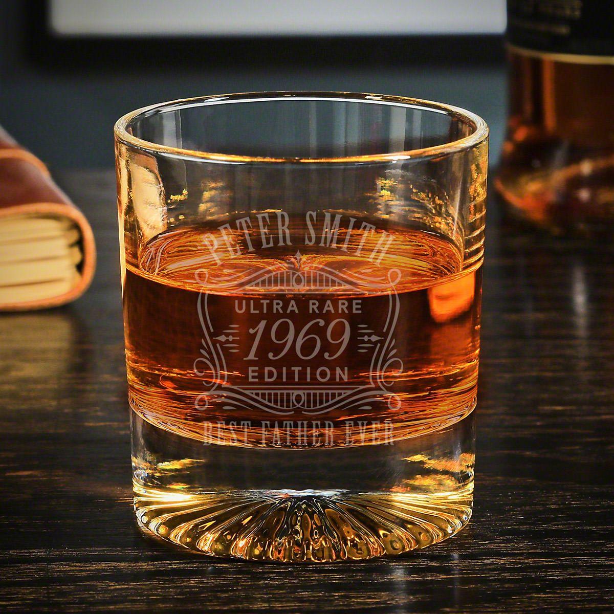 Ultra Rare Edition Churchill Custom Bourbon Glass