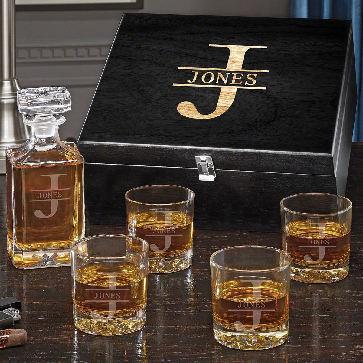 Oakmont Personalized Carson Gifts for Whiskey Lovers