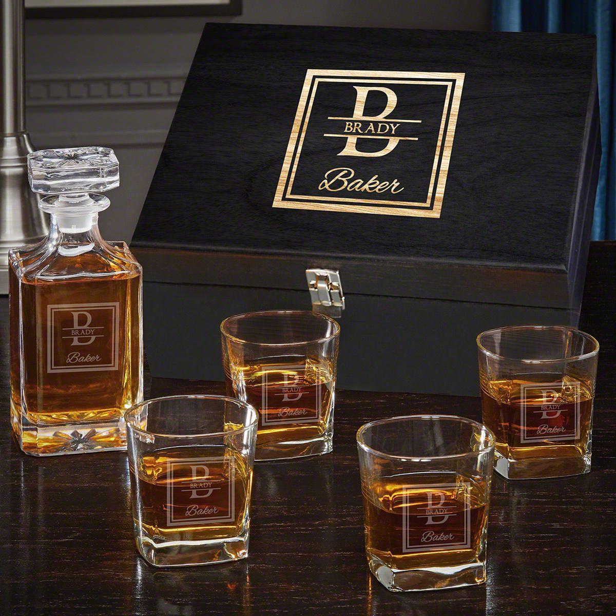 Oakhill Custom Carson Gifts for Bourbon Lovers