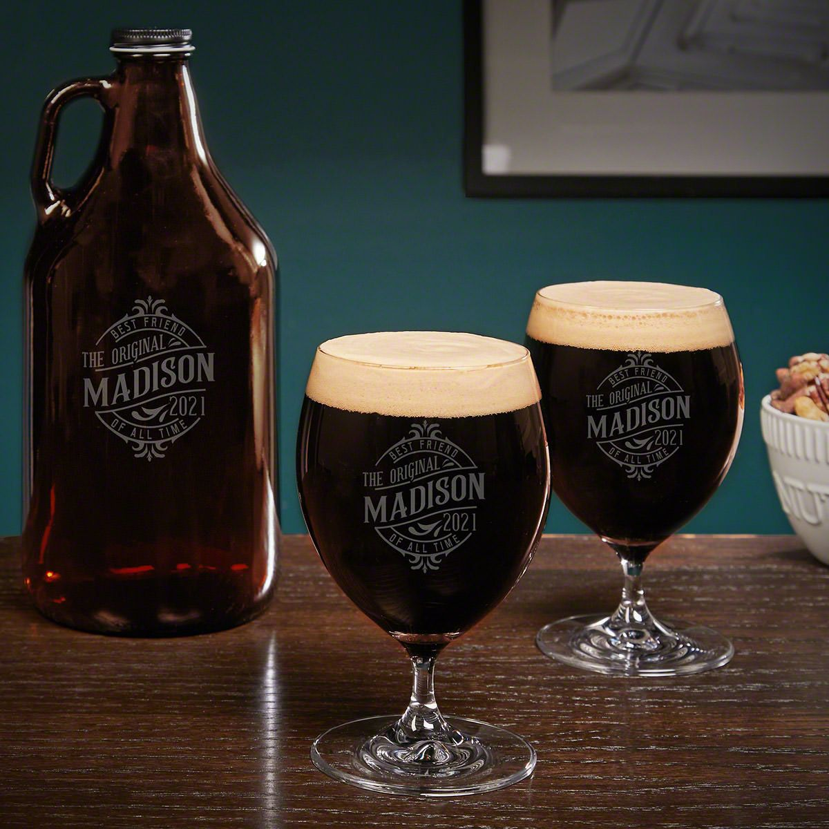 Maddux Personalized Grand Gifts for Beer Lovers