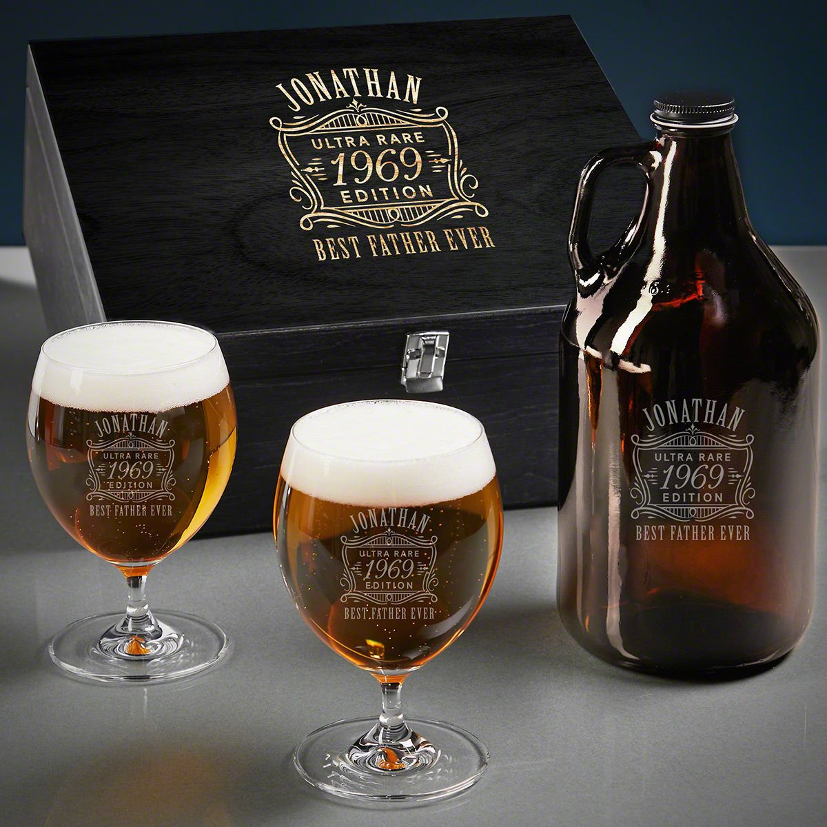 Ultra Rare Engraved Grand Craft Beer Gifts