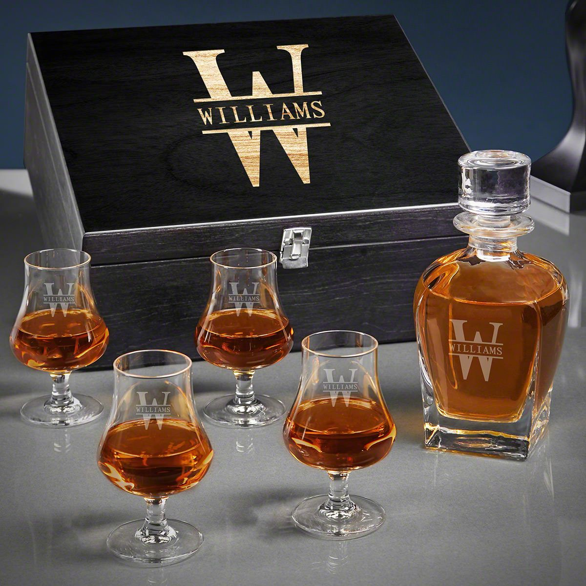 Oakmont Personalized Draper Gifts for Whiskey Lovers