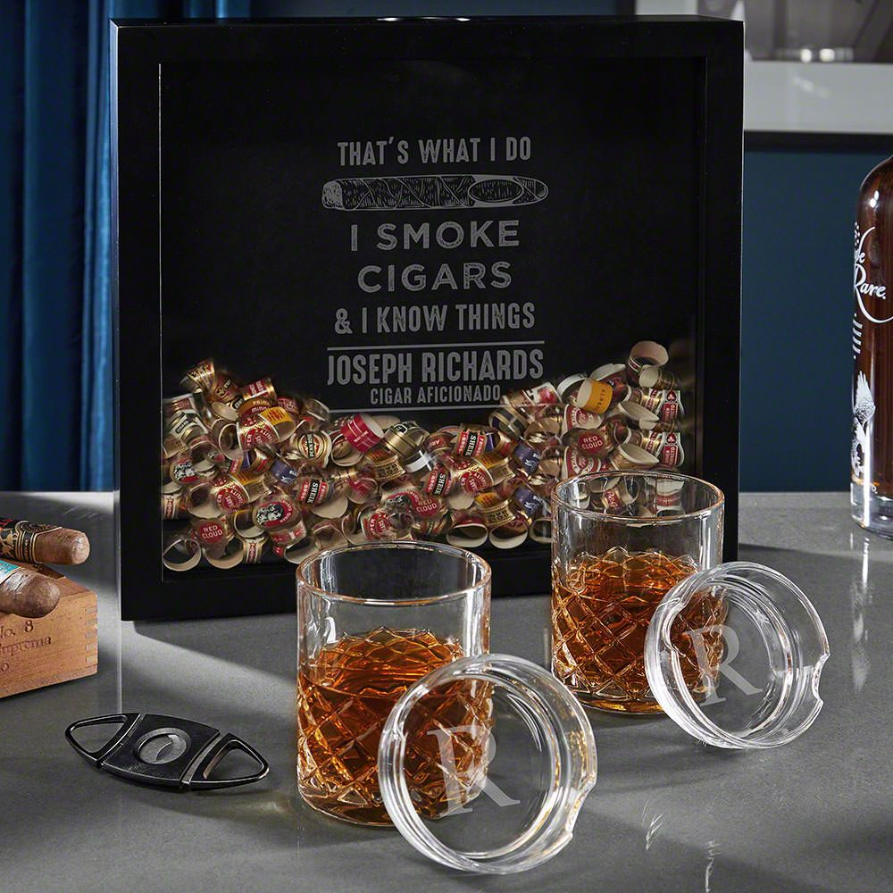 I Know Things Personalized Gifts for Cigar Lovers