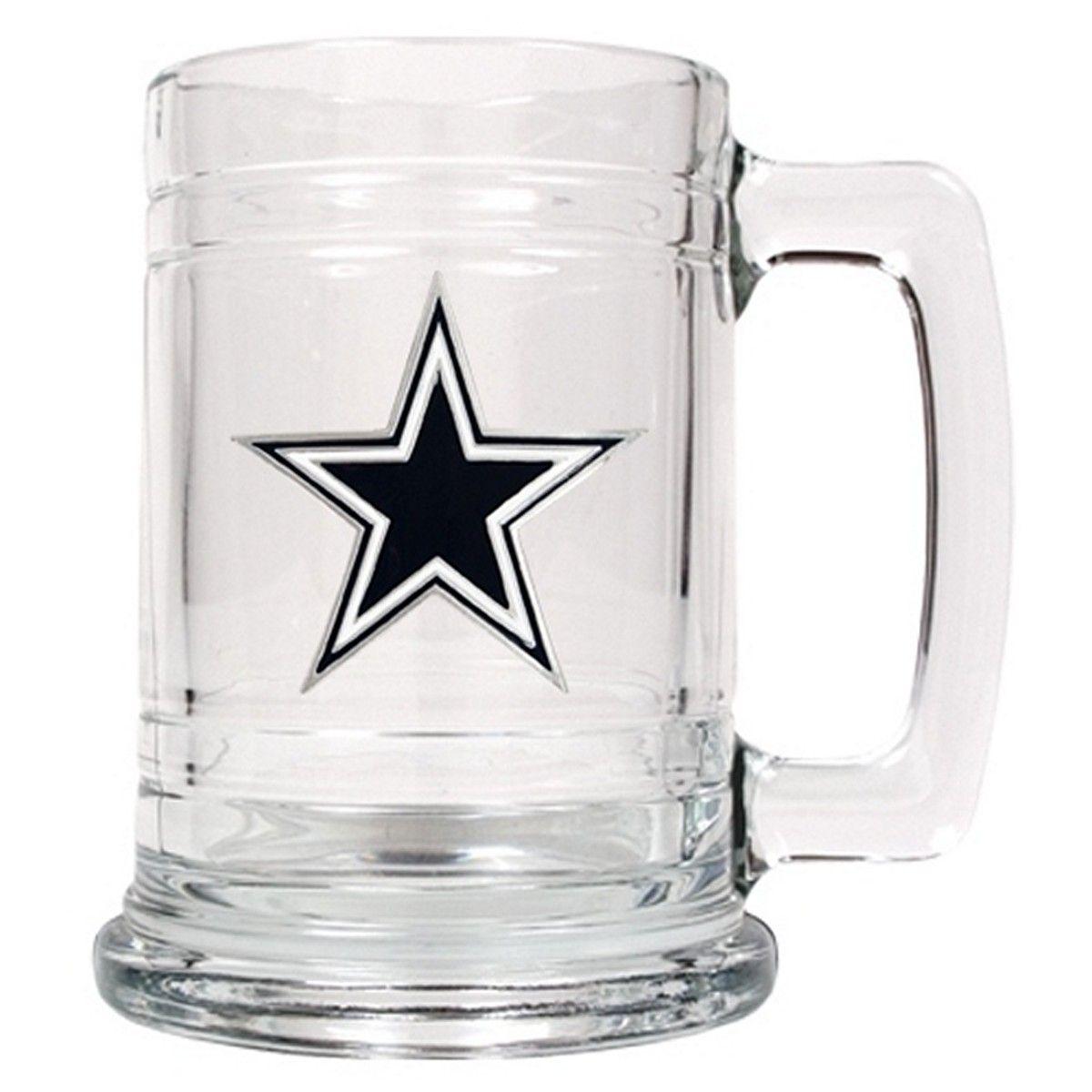 Dallas Cowboys Beer Mug (Engravable)