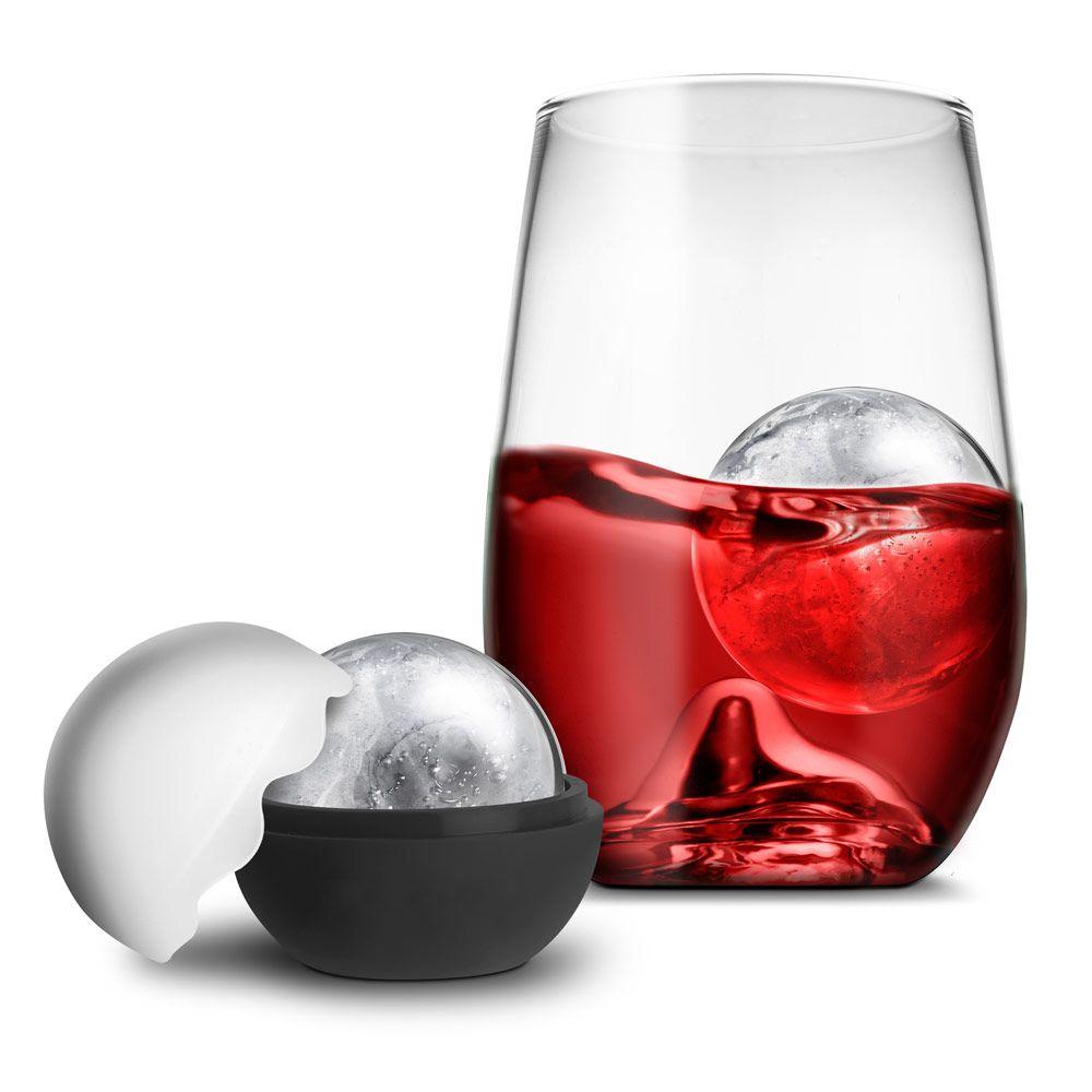 Highball Cocktail Engraved Roller Rock Glass