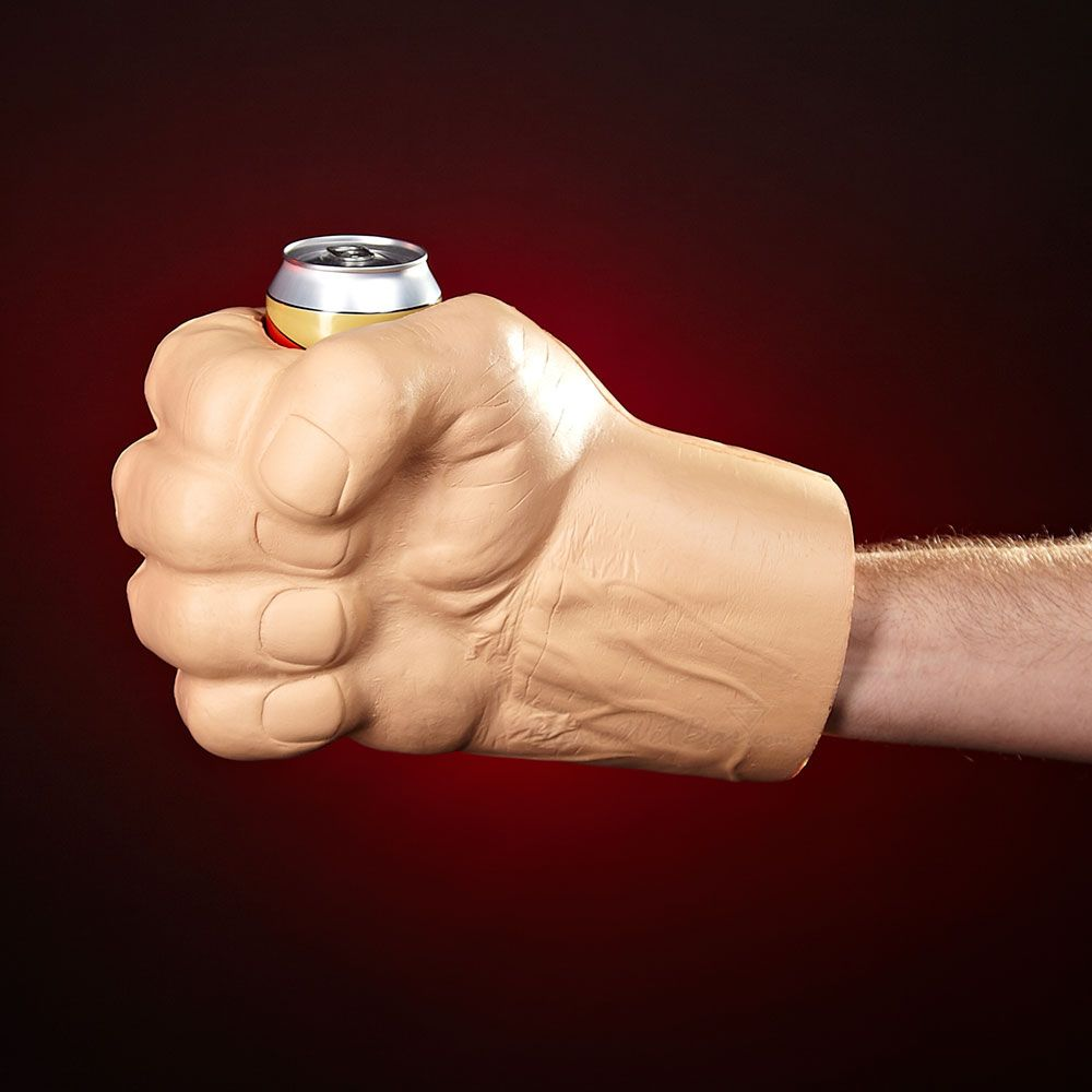 Incredible Giant Fist Can Cooler