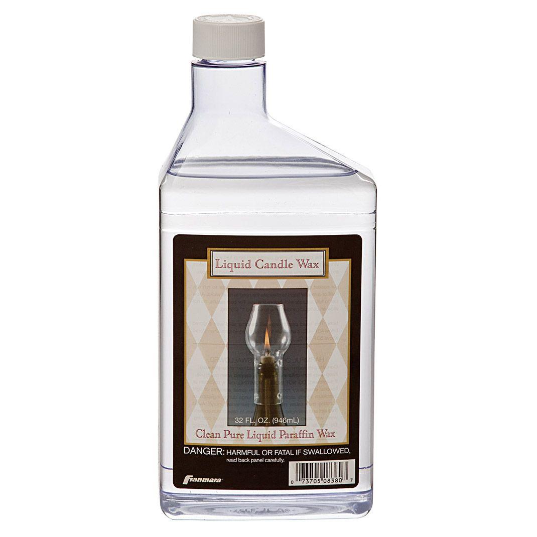 Pure Liquid Paraffin Wax Lamp Oil