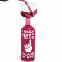 Only One Funny Wine Bottle Wine Glass