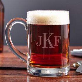 Hamburg Personalized Beer Mug, 12oz