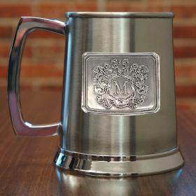 Royal Crested Yardley Beer Stein