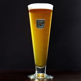 Regal Crested Grand Pilsner Glass