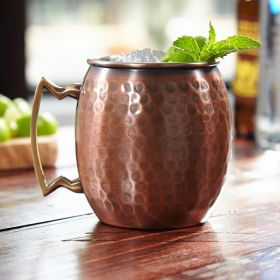 Dmitry Hammered Moscow Mule Mug