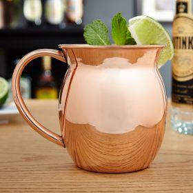 Chekhov Moscow Mule Copper Mug, 16 oz