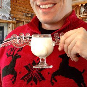 Christmas Vacation Moose Mug