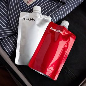 Reuseable Flask To