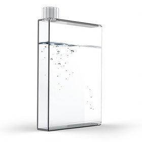 Ultra Light Shatter-Resistant Plastic Flask
