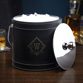 Drake Black Custom Ice Bucket
