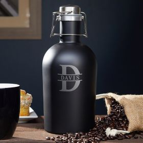 Oakmont Personalized Portable Coffee Carafe