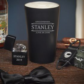 Stanford Personalized Best Man Gift
