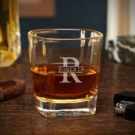 Oakmont Double Personalized Shot Glass