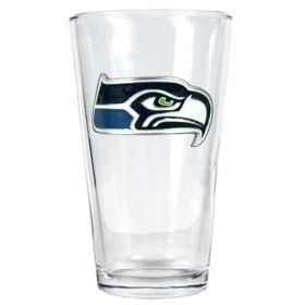 Seattle Seahawks Pint Glass (Engravable)