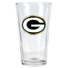 Green Bay Packers Pint Glass (Engravable)