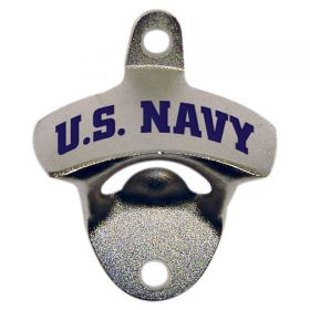 US Navy Wall Mounted Bottle Opener