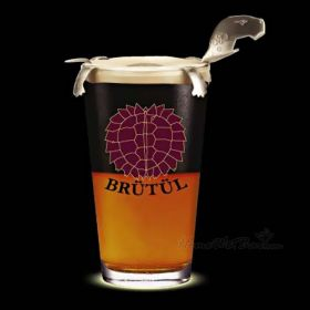 Black and Tan Turtle Brew-Tool and Bottle Opener