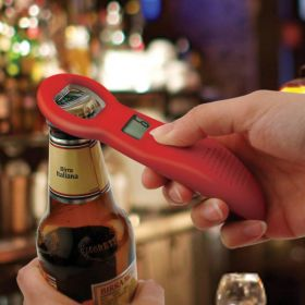 BrewCount Beer Bottle Opener